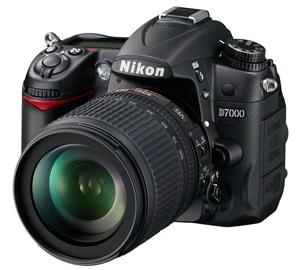 Reflex Nikon D7000