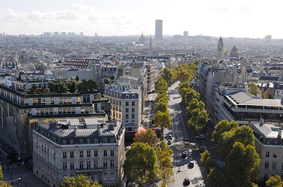 Paris - Avenue Marceau