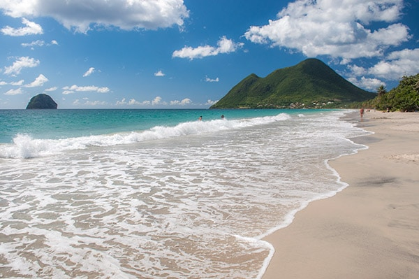 Le-Diamant-Martinique