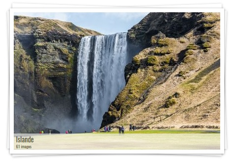 Album photos islande