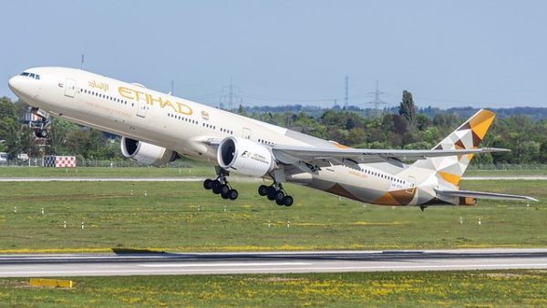 Boeing 777 - etihad