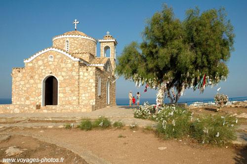 Chypre - Chapelle
