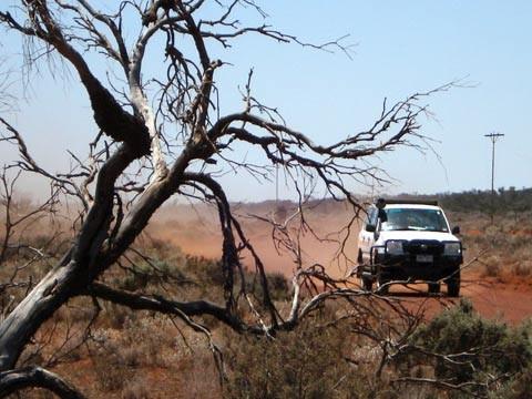 Australie - Jeep