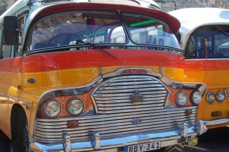 Malte - Autocar