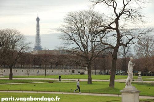 Photos de paris en hiver news voyageur for Jardin gratuit paris