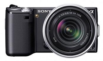 Sony Nex - Boitier