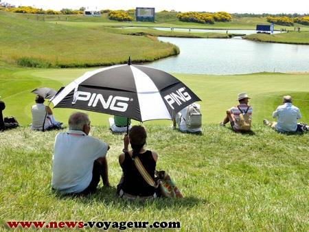 Golf open de France 2010