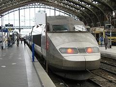 TGV - Gare du Nord