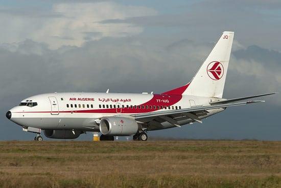 Air Algerie avion