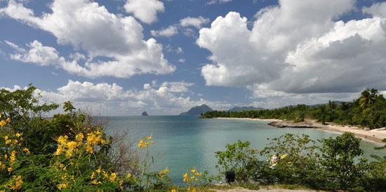 Martinique paysage