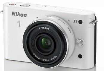 Nikon J1 - Boitier