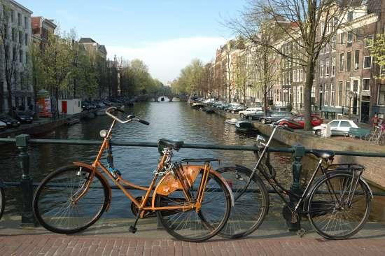Amsterdam - Vélo