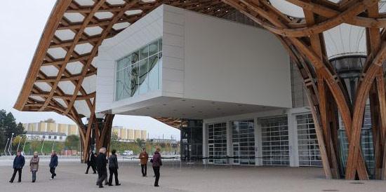 Metz - Musée Pompidou