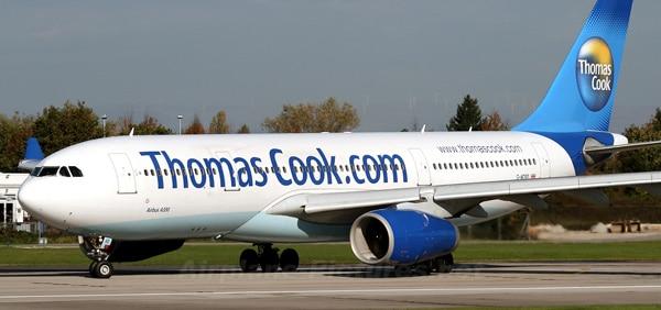 Avion Thomas Cook