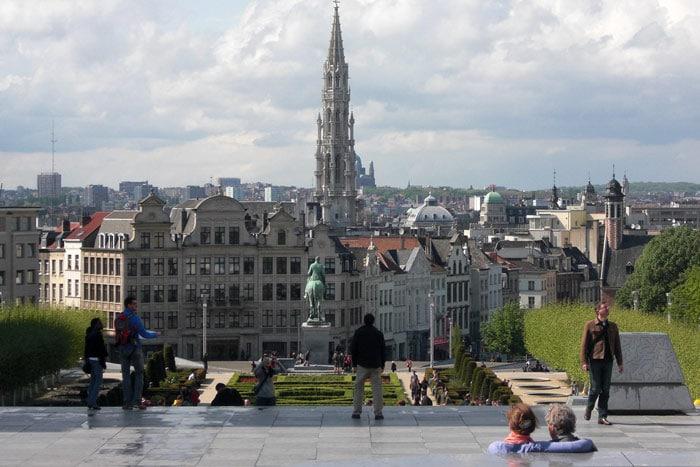 Bruxelles - cente ville