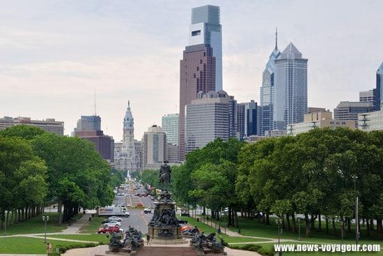Philadelphie - Centre ville