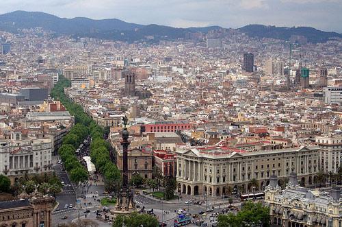 Barcelona - Centre ville