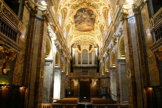 Rome - Eglise Saint Louis des Francais