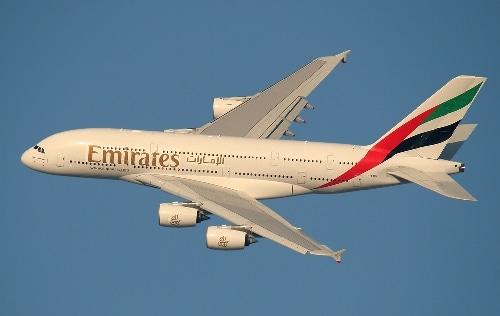 Emirates - Avion
