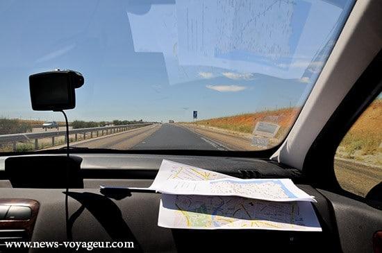 Portugal - Sur la route