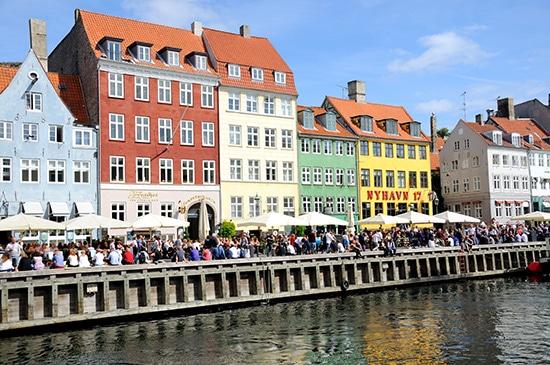 Copenhague - Quai
