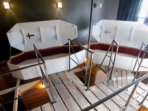 Hôtel - Cercueil