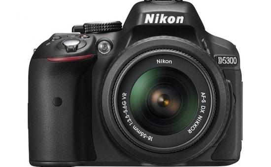 Nikon-D5300-face-avant
