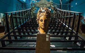 Musée Marine - figure proue