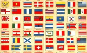 Liste des drapeaux