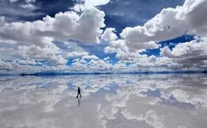 Salar Uyuni - Bolive