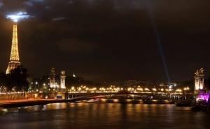 La Seine de nuit