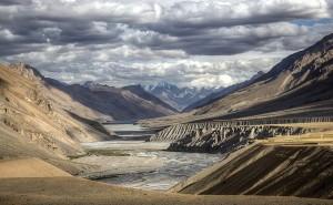 Paysage Himalaya