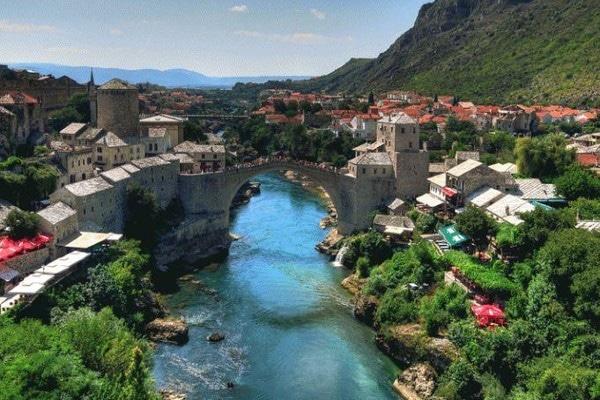 pont de stari most
