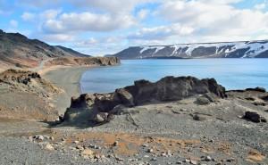 Islande - Lac de Kleifarvatn