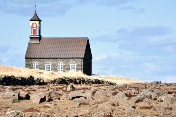 eglise islande