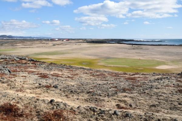 parcours golf islande