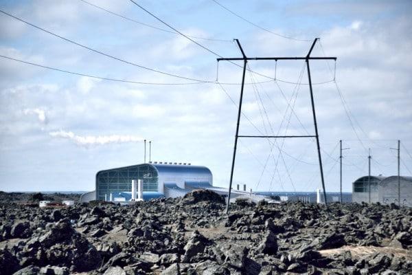 usine reykjanesvirkjun