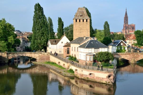 Grande Île de Strasbourg