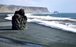 Islande - Plage de Reynisfjara