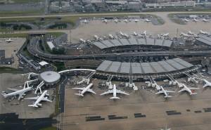 CDG aéroport