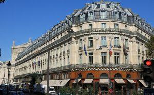 Grand hotel Paris