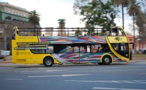 Buenos Aires - Bus touristique