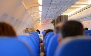 Passager avion