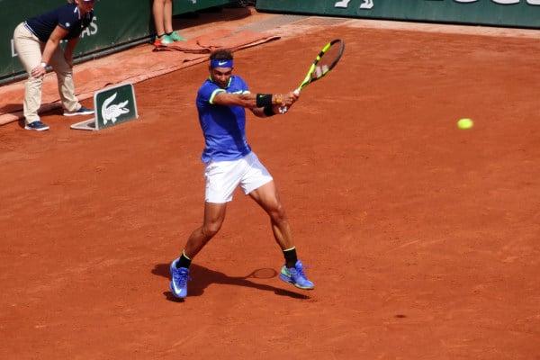 Roland Garros - Nadal revers