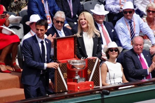 Roland Garros - Nicole Kidman