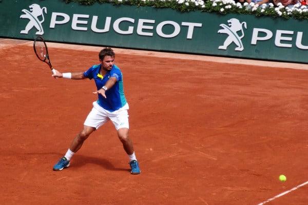 Roland Garros - Wawrinka