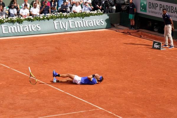 Roland Garros victoire Nadal