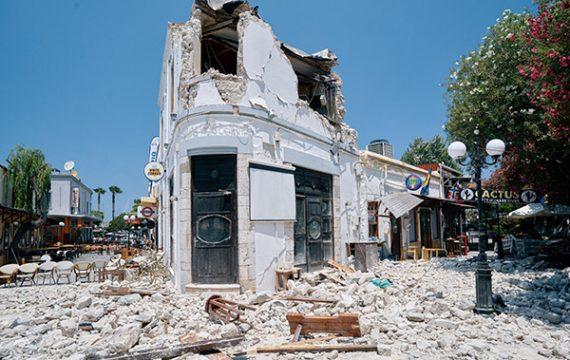 Kos - séisme