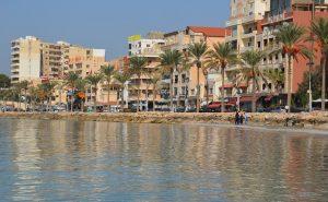 Liban- Bord de mer