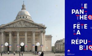 Pantheon 14 juillet 2017